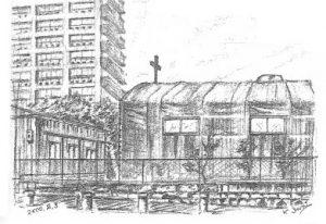神戸栄光教会(テントの会堂)